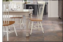 Features & Benefits of Luxury Vinyl Tile Flooring