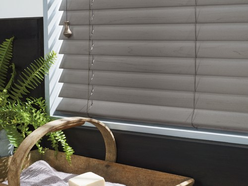 Alternative Wood Blinds